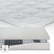 Cortassa Garda 800 Memory Top Sfoderabile Dry Amicor 195cm 130cm