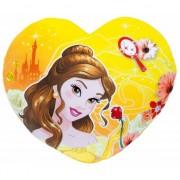 Disney Belle kussentje in hartvorm Multi