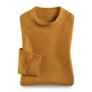 Walbusch Langarm-Shirt Stehkragen