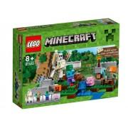 LEGO Minecraft, Golemul de fier 21123