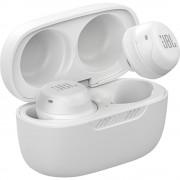 JBL Live Free NC+ Bluetooth® HiFi in ear slušalice u ušima poništavanje buke, slušalice s mikrofonom bijela