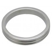 Titus Ribbed Ring Stainless Steel Accessory 14842239