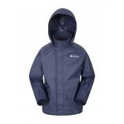 Mountain Warehouse Pakka Kids Waterproof Jacket - 9-10