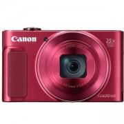 Цифров фотоапарат Canon PowerShot SX620 HS, Червен, AJ1073C002AA