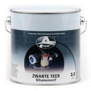 OAF Zwarte Teer (Bitumenverf) 25 ltr