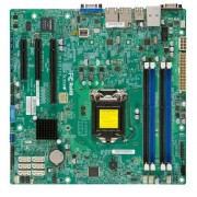 Supermicro X10SLH-F LGA 1150 (Presa H3) Intel® C226 Micro ATX