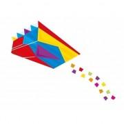 Gunther Gekleurde speelgoed vlieger