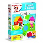 Joc educativ Agerino - Forme si culori