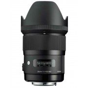 Sigma 35mm Obiectiv Foto DSLR f1.4 DG HSM ART NIKON
