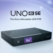VU UNO 4K SE 1x Dual MTSIF DVB-T2