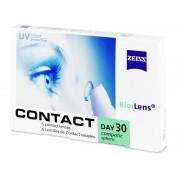 Contact Day 30 Compatic (6 šošoviek)