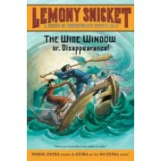 A Series of Unfortunate Events '3: The Wide Window, Paperback/Lemony Snicket