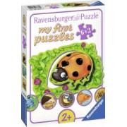 PRIMUL MEU PUZZLE VIATA ANIMALUTELOR 6x2 PIESE Ravensburger