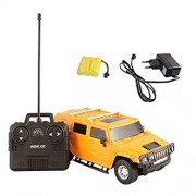 Akshat online traders 2008 Hummer H2 Suv 1:40 Scale Diecast Car - Yellow