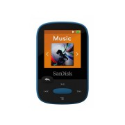 SanDisk Clip Sport 8GB MP3 8GB Black,Blue