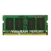 Kingston SO-DIMM 4GB DDR3-1333MHz Kingston CL9 SR x8