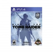 Rise of the Tomb Raider: 20 Year Celebration Playstation 4