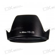 LV*SHI Camera Lens Hood for Nikon HB-25/AF-24 120mm f/3.5-5.6