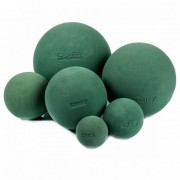 Gömb tűzőhab műanyag IDEAL Kugel 12 cm [5 db]
