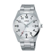 Lorus Men's Silver Watch Model RH977JX-9