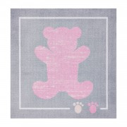 Kindertapijt Teddybeer
