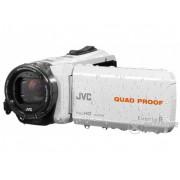 JVC GZ-R435W Quad-Proof video kamera, bijela