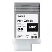Tinta Canon negro matte PFI-102 MBK 0894B001AA