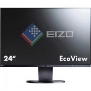 Eizo EV2450-BK Monitor LED 60.5 cm (23.8 pollici) Classe energetica A 1920 x 1080 Pixel Full HD 5 ms DisplayPort, HDMI