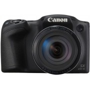 Aparat Foto Digital Canon PowerShot SX432 IS, 20 MP, Filmare HD, Zoom optic 45x, WiFi, NFC (Negru)
