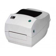 Stampante termica Zebra GC420t diretta/Trasferimento termico 203 x 203DPI Bianco