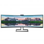 "Philips Brilliance 499P9H/00 49"" LCD SuperWide Curva"
