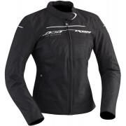 Ixon Helia Ladies Textile Jacket Black White XS