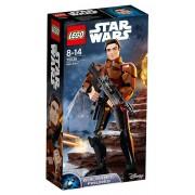 Lego Constraction Star Wars (75535). Han Solo