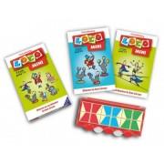 Boosterbox Mini Loco - Pakket: Dieren en Acrobaten in het Circus (4-6 jaar)