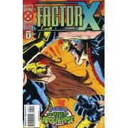 Factor x comic books issue 4