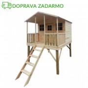 Drevený záhradný domček pre deti GREGORY