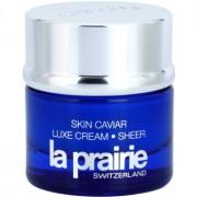 La Prairie Skin Caviar Collection crema con efecto lifting con caviar 50 ml