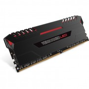 Memorie Corsair Vengeance LED 2x8GB DDR4 2666MHz C16 Red LED
