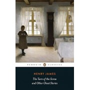 The Turn of the Screw and Other Ghost Stories, Paperback/Henry James