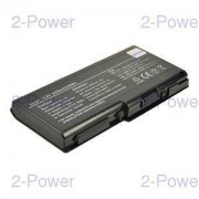 2-Power Laptopbatteri Toshiba 10.8v 5200mAh (PA3729U-1BRS)