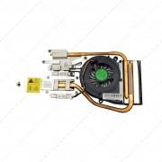 Ventilador y disipador para Fujitsu Siemens Lifebook Ah530