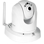TRENDnet TV-IP851WIC - Caméra IP WiFi vidéosurveillance, v. nocturne, motorisée