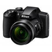 Nikon B600 schwarz Digitale camera 16 Mpix Zoom optisch: 60 x Zwart