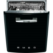Smeg DI6FABBL 50's Retro Style Built In Fully Integrated Dishwasher
