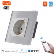 WiFi Inteligentná Zásuvka 230V/16A Tuya Smart Life