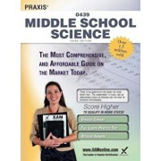 Praxis Middle School Science 0439 Teacher Certification Study Guide Test Prep, Paperback/Sharon A. Wynne