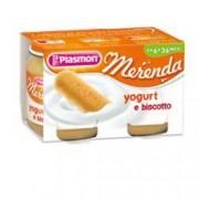 Plasmon (Heinz Italia Spa) Plasmon Omogeneizzato Yogurt Biscotto 120 G X 2 Pezzi