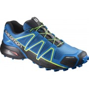 Salomon Speedcross 4 CS - scarpe trail running - uomo - Blue