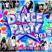 Video Delta V/A - Dance Party 2014 - CD
