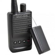 Microfon wireless professional SS-MF12, 32GB, distanta maxima 1500 M